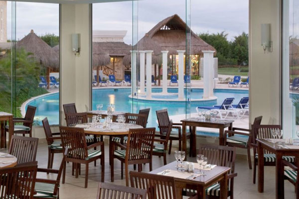 Restaurant - Grand Sunset Princess All Suites & Spa Resort - All Inclusive Riviera Maya